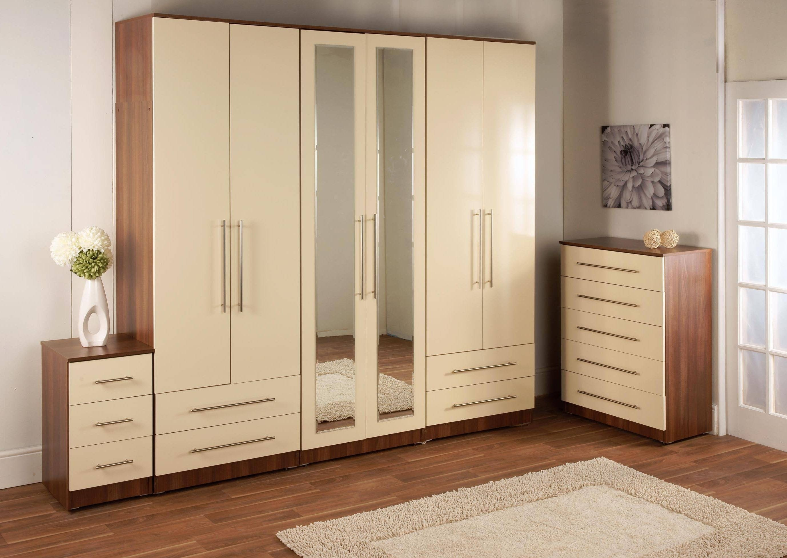 Best 30 Photos Wall Wardrobes With Pictures