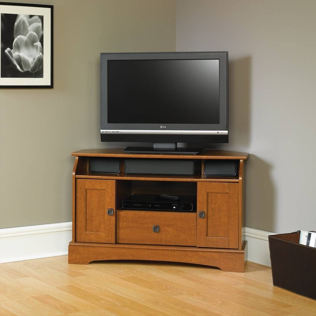 Best 15 Collection Of Corner Tv Cabinets For Flat Screen With Pictures