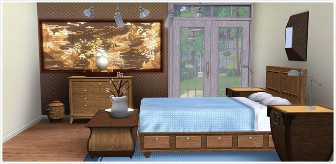 Best Contemporary Comfort Bedroom Store The Sims™ 3 With Pictures