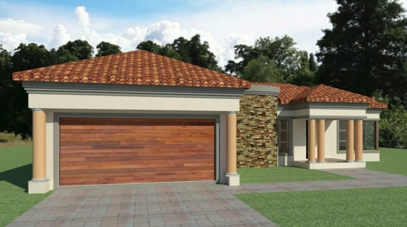 Best 3 Bedroom House Plan South African House Designs With Pictures