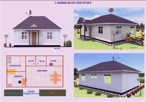 Best Simple 2 Bedroom House Plans Kenya Www Resnooze Com With Pictures