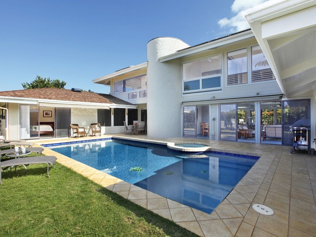 Best 5 Bedroom House With Private Pool Princeville With Pictures