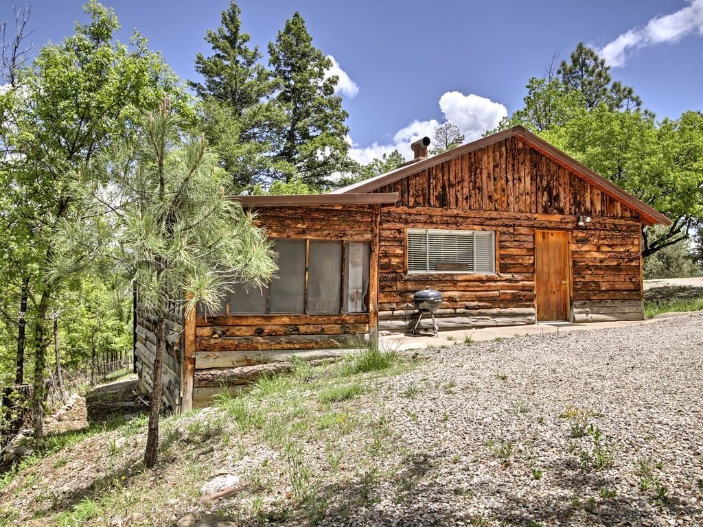 Best 2Br Ruidoso Cabin Surrounded By Wildlife Ruidoso With Pictures