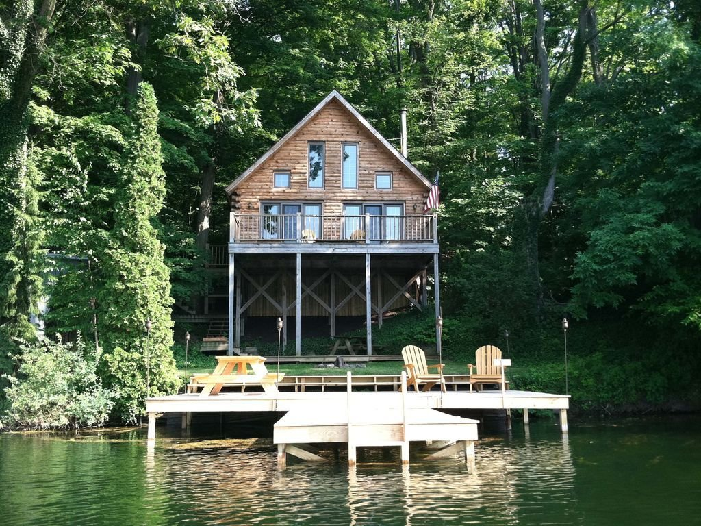 Best 900 Square Foot Log Home In The Heart Of Western Ny With Pictures