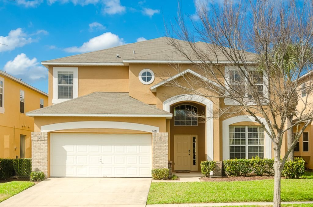 Best Luxury Vacation Home In Kissimmee Florida Homeaway With Pictures