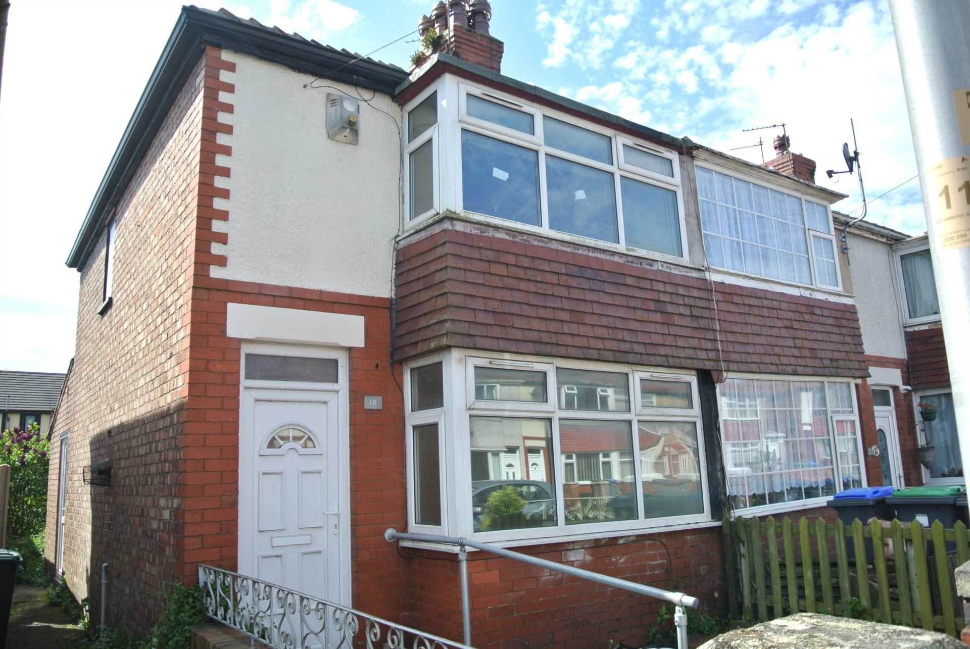Best 2 Bedroom House To Rent Willowbank Avenue Blackpool Fy4 3Nb With Pictures