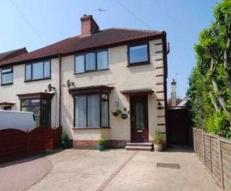 Best 3 Bedroom Semi Detached House To Rent Fareham Avenue With Pictures
