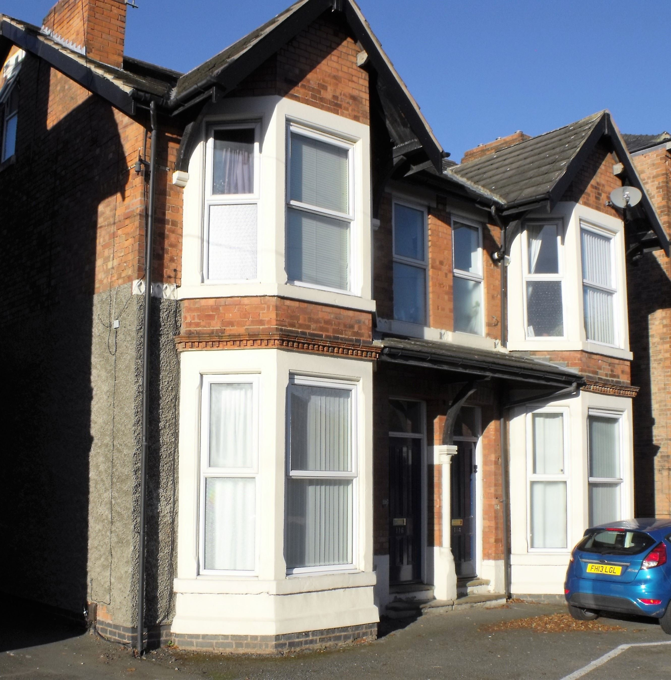 Best 1 Bedroom Flat To Rent Loughborough Road Nottingham Ng2 7Je With Pictures Original 1024 x 768
