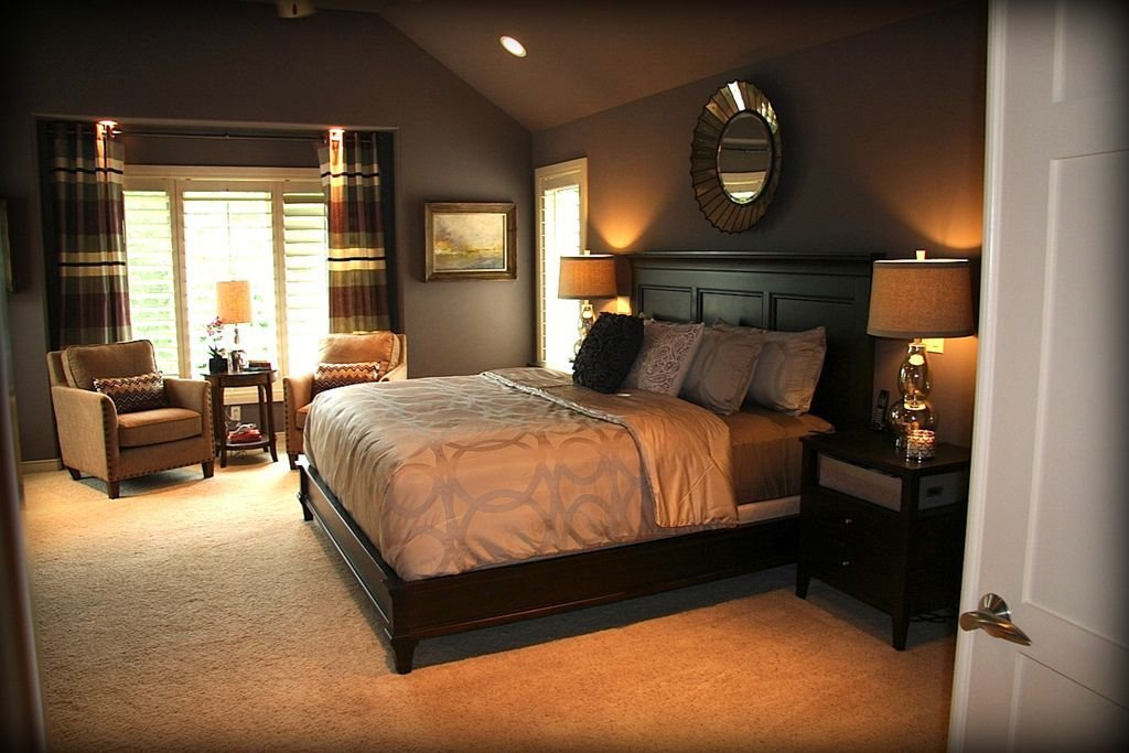 Best Art Deco Master Bedroom With Carpet By Lorrie Williams Zillow Digs Zillow With Pictures