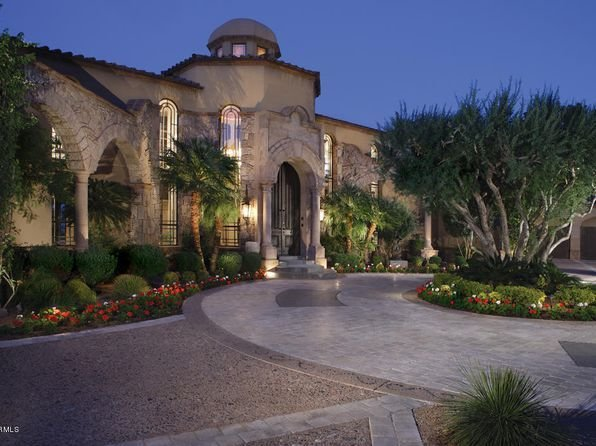 Best Phoenix Az Luxury Homes For Sale 6 985 Homes Zillow With Pictures