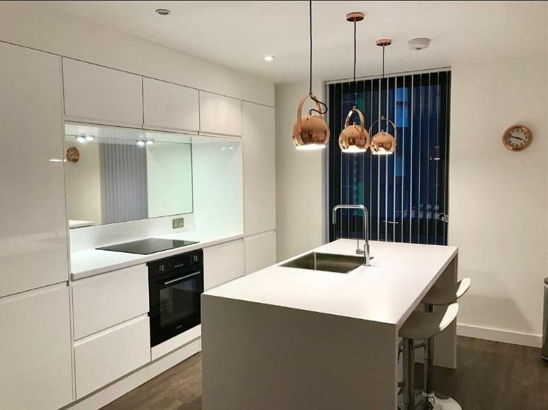 Best 1 Bed Apartment The Cube Manchester City Centre Room To Rent From Spareroom With Pictures