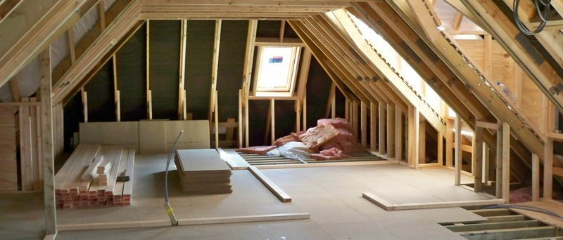 Best How Much Does It Cost To Convert An Attic Into A Bedroom With Pictures