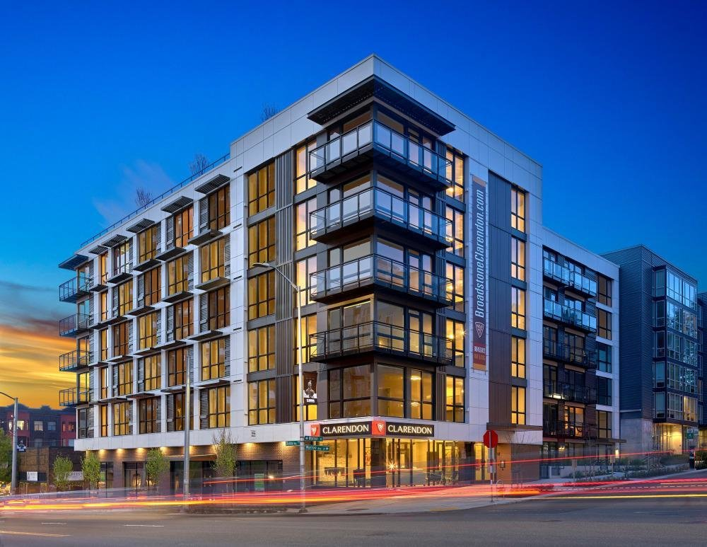 Best Broadstone Clarendon Apartments Seattle Wa Walk Score With Pictures