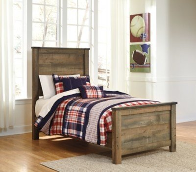 Best Trinell Twin Panel Bed Ashley Furniture Homestore With Pictures