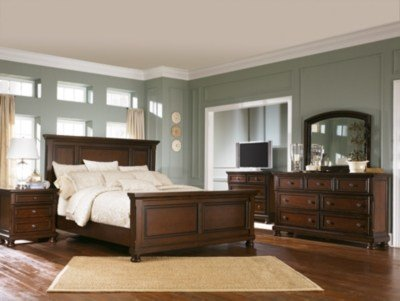 Best Porter Nightstand Ashley Furniture Homestore With Pictures