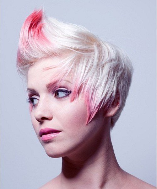 Free 20 Short Spiky Haircuts For Women Wallpaper