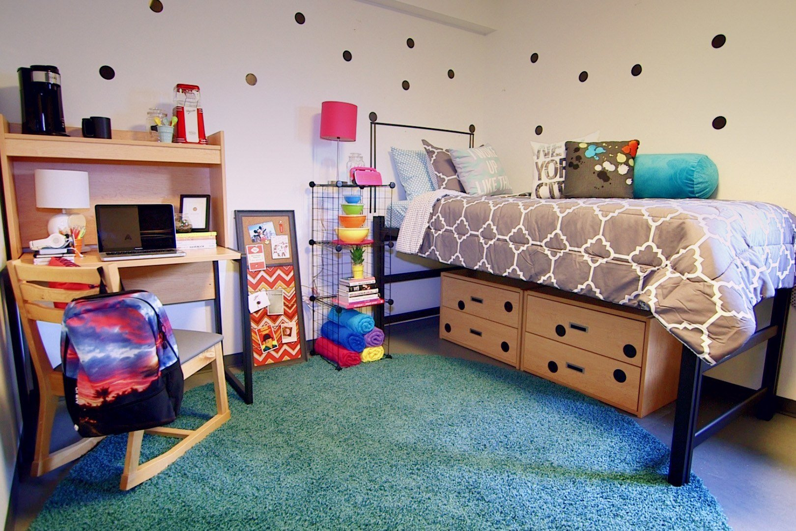 Best Affordable Ways To Upgrade Your Dorm Room This Semester With Pictures