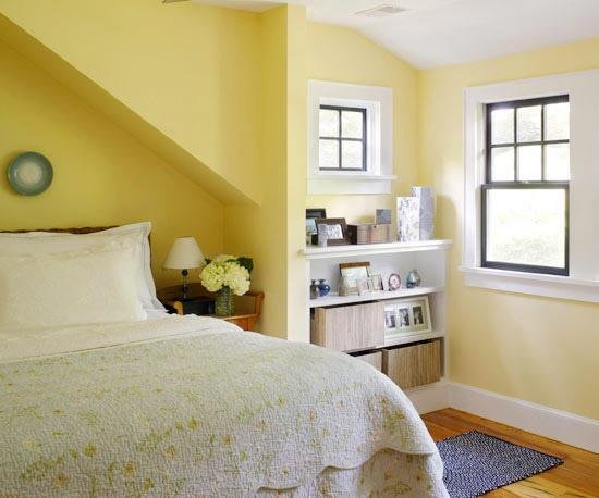 Best Decorating Ideas For Yellow Bedrooms Better Homes Gardens With Pictures