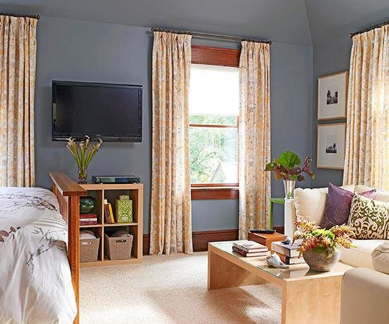 Best Bedroom Window Treatments Better Homes Gardens With Pictures