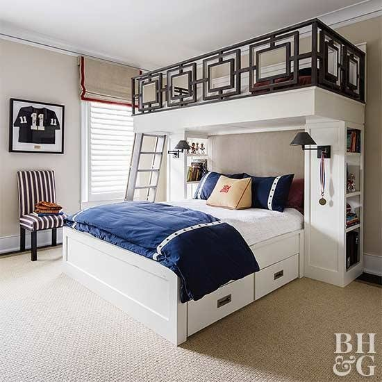 Best Our Favorite Boys Bedroom Ideas Better Homes Gardens With Pictures