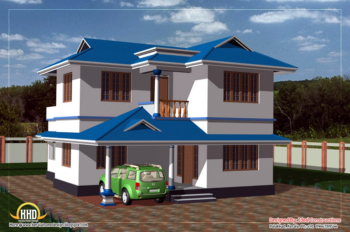 Best February 2012 Kerala Home Design And Floor Plans With Pictures