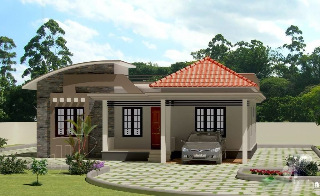 Best Beautiful Low Cost 3 Bedroom Home Plan In 1309 Sqft Free With Pictures