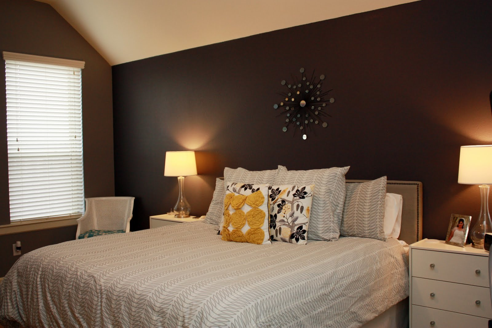 Best Pic New Posts Wallpaper Accent Wall Master Bedroom With Pictures