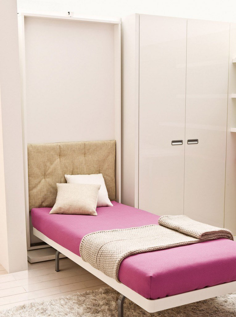 Best Lgs Wall Bed By Clei Anima Domus With Pictures