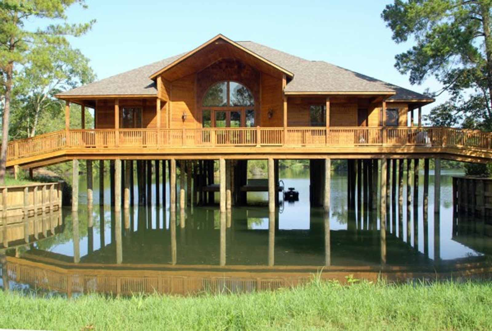Best 3 Bedroom Log Homes Cabins – The Retreat At Artesian Lakes With Pictures