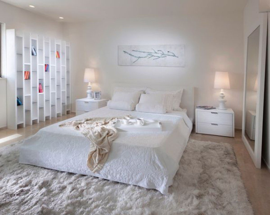 Best 10 Most Popular White Bedroom Ideas For 2014 Qnud With Pictures