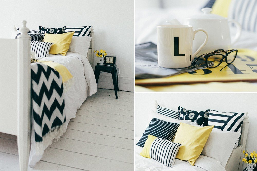Best Yellow Bedroom Decor With Pictures