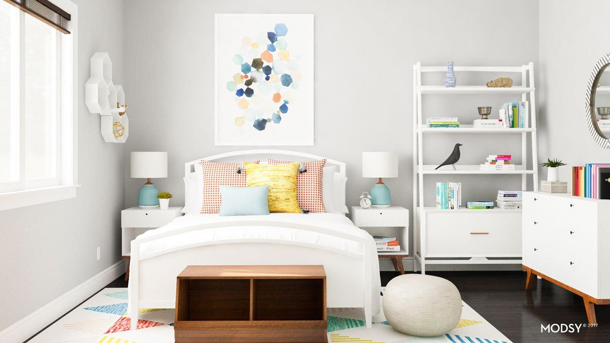 Best 8 Cool Kids Bedroom Ideas From Modsy Customer Spaces With Pictures