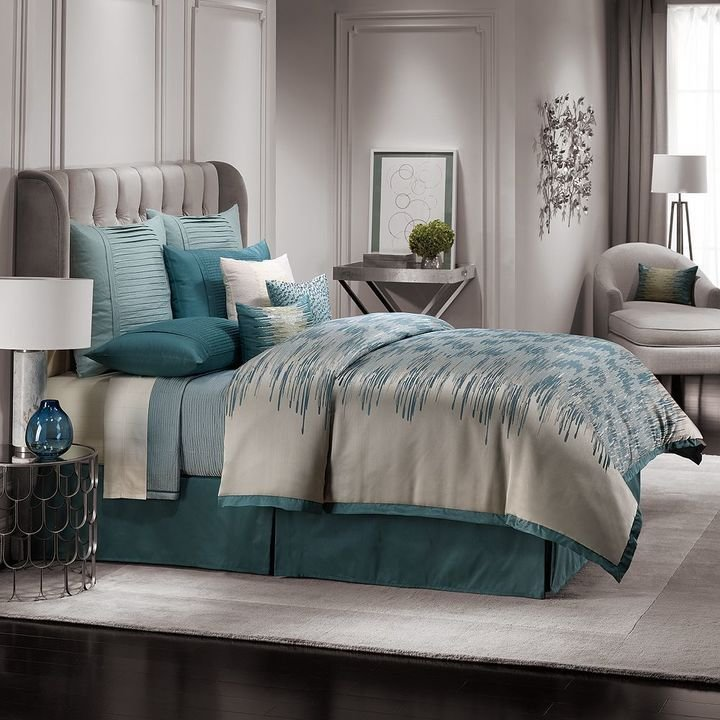 Best Jlo By Jennifer Lopez Bedding Collection Estate 3 Pc With Pictures