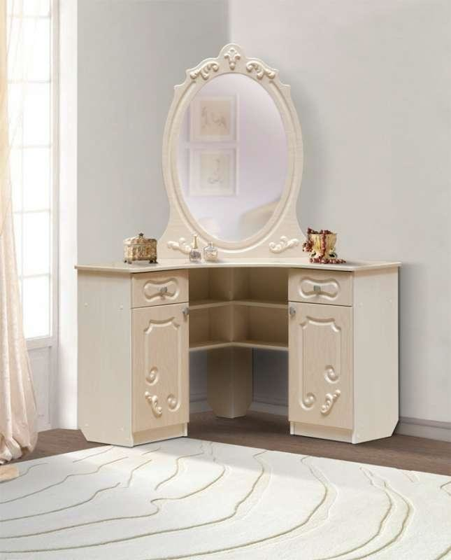 Best 15 Elegant Corner Dressing Table Design Ideas For Small With Pictures