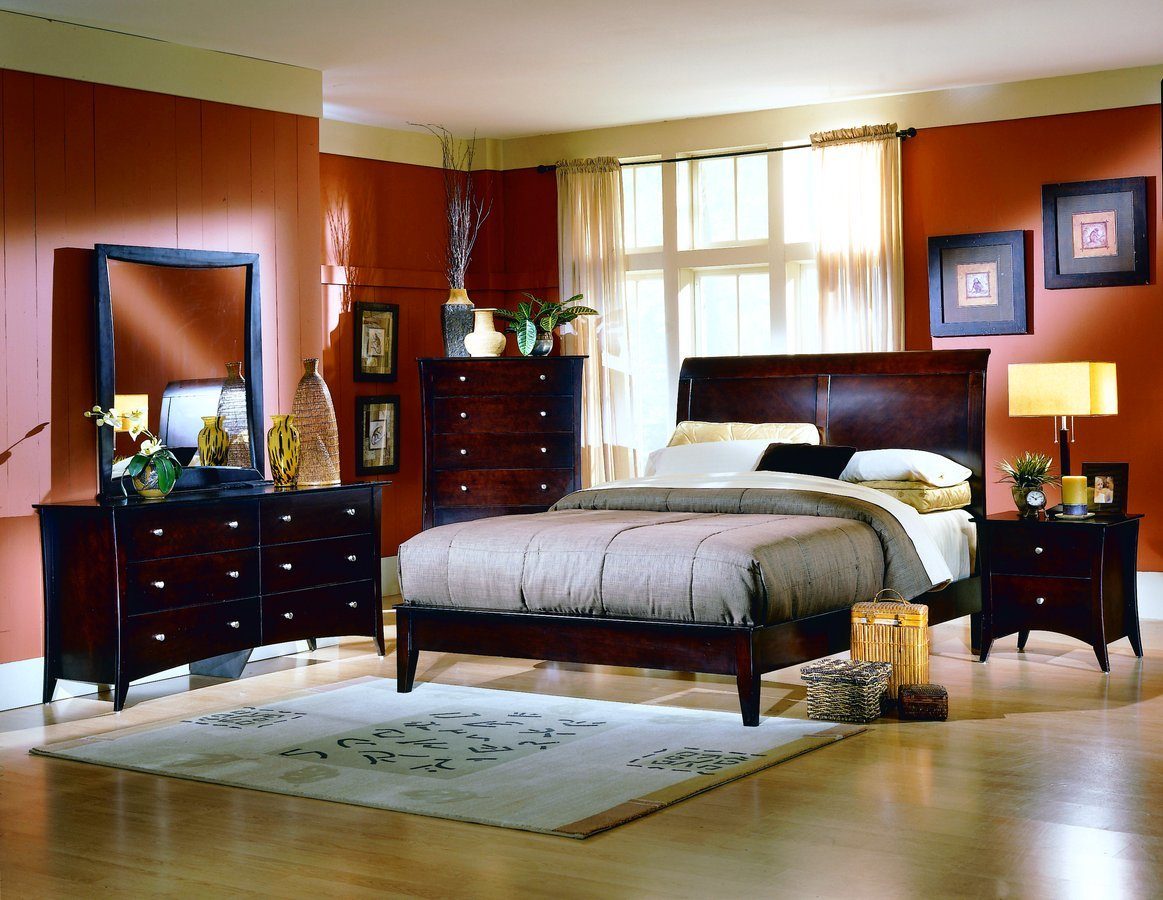 Best Rose Wood Furniture Dark Wood Bedroom Furniture With Pictures