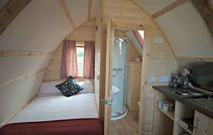 Best Eco Pod Bedroom Toms Eco Lodges With Pictures