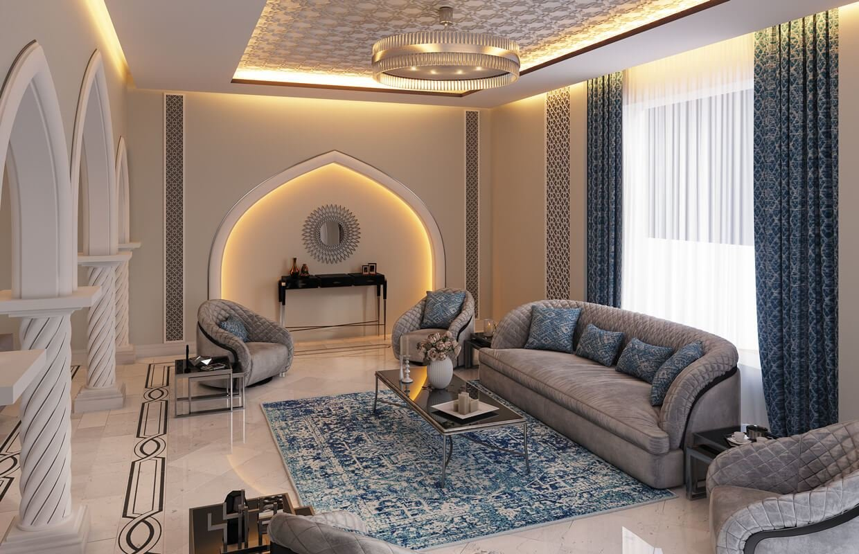Best Modern Islamic Home Interior Design Muscat Oman Cas With Pictures