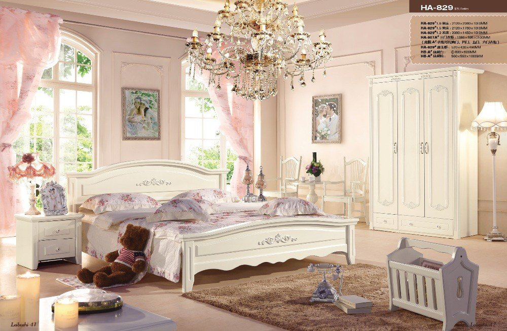Best Vintage Color Pastel Classic Turkish Bedroom Furniture With Pictures