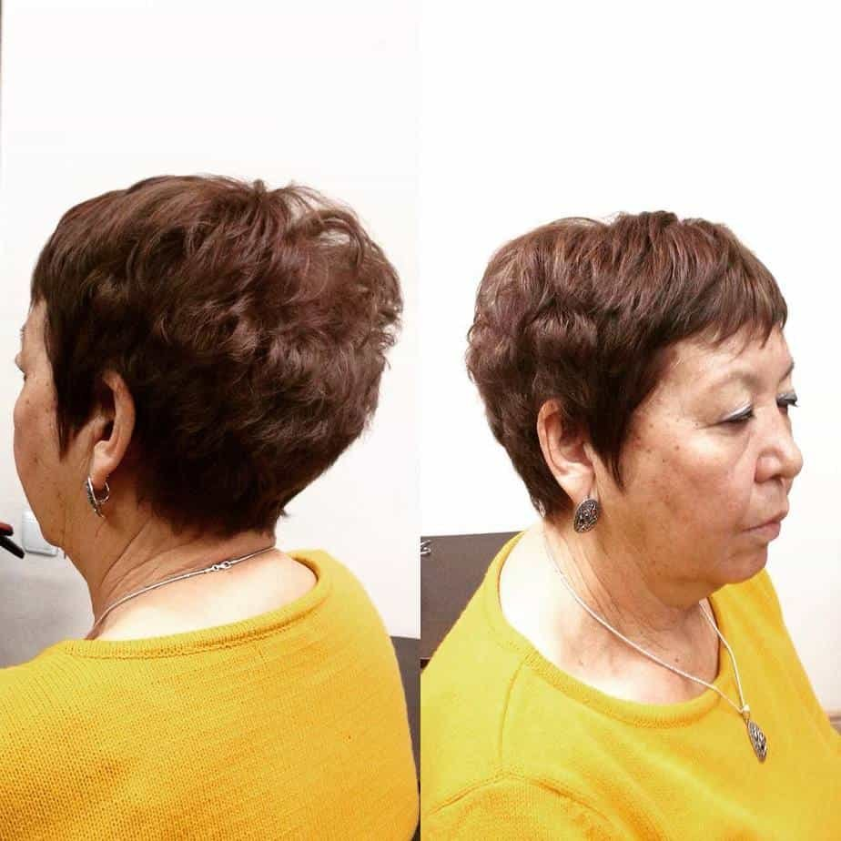 Free 2019 Hairstyles For Women Over 50 Hairstyles For Older Wallpaper