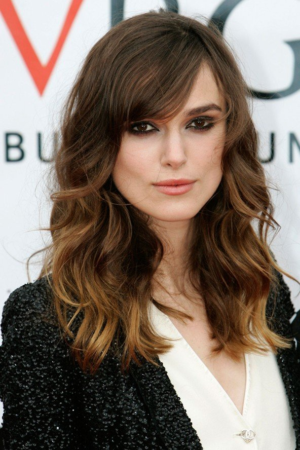 Free The Best Worst Hairstyles With Bangs For A Square Face Wallpaper
