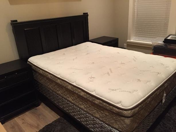 Best Queen Size Mattress And Bedroom Set West Shore Langford With Pictures