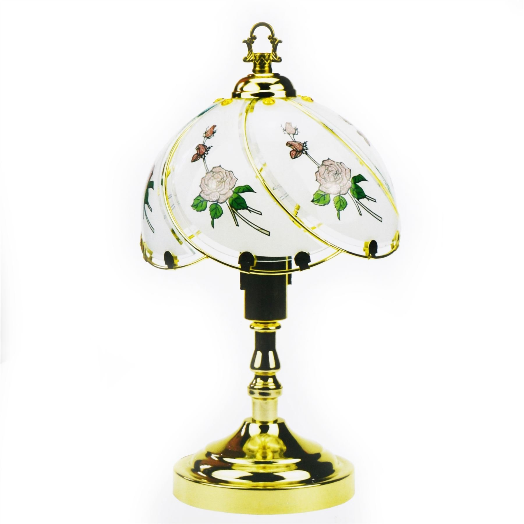 Best Vintage Style Table Touch Control Lamp Bedroom Desktop With Pictures