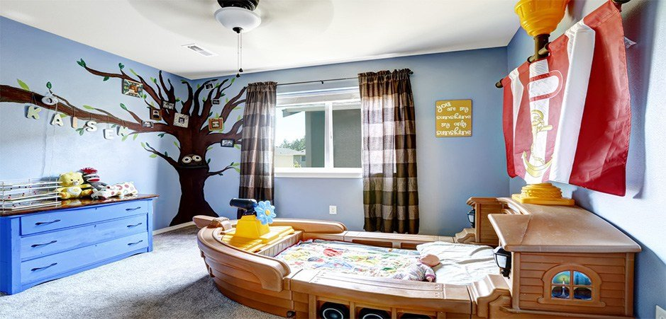 Best Stay On Trend Practical Diy Ideas For Kids Bedrooms With Pictures