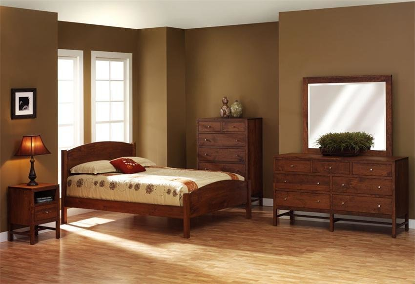 Best Millcraft Lynnwood Four Piece Bedroom Collection From With Pictures