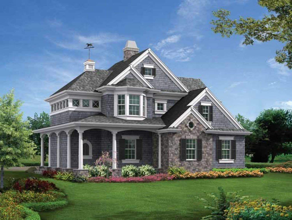 Best Victorian Style House Plan 1 Beds 1 Baths 825 Sq Ft Plan With Pictures