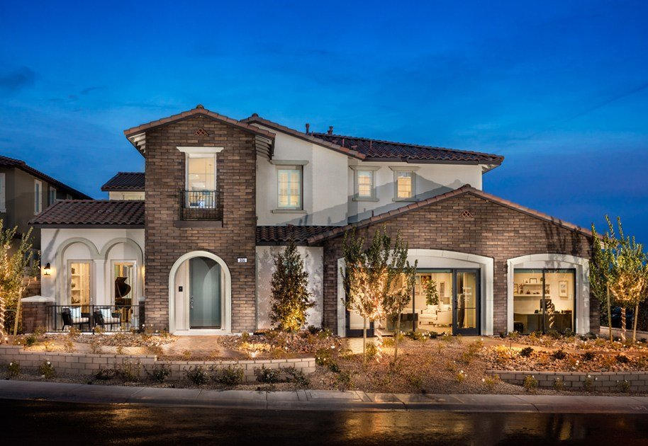 Best Nevada Homes For Sale 35 New Home Communities Toll With Pictures