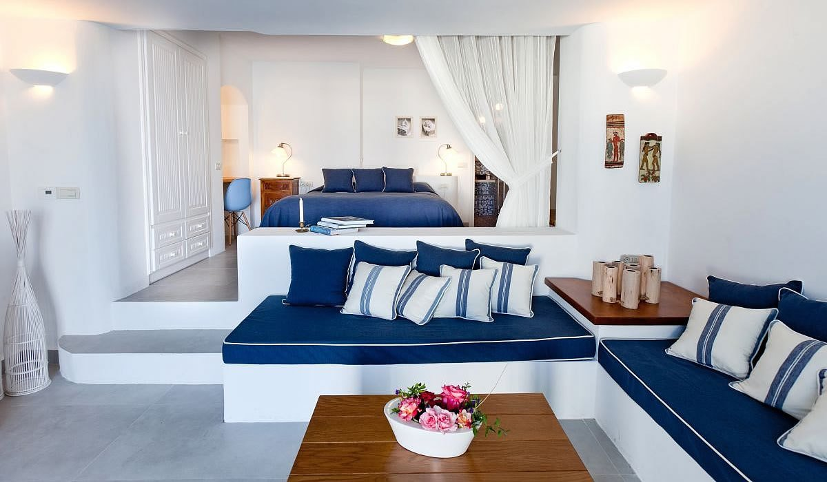 Best Skiron Villa In Santorini With Private Pool Family With Pictures