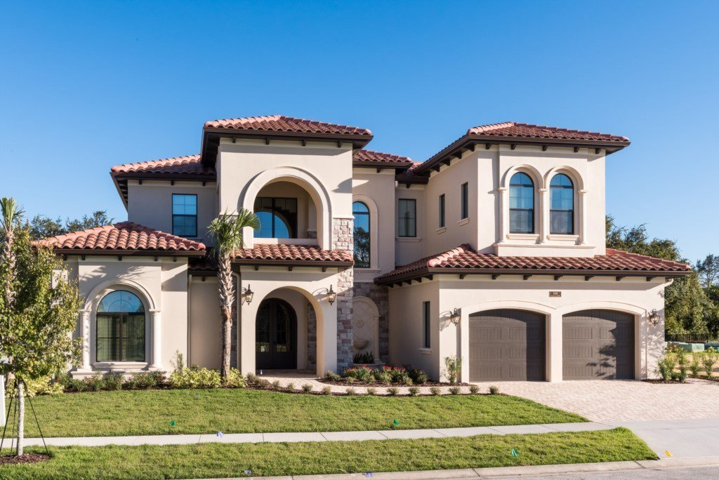 Best 7 Bedroom Reunion Resort Mansion Valhalla In Kissimmee With Pictures