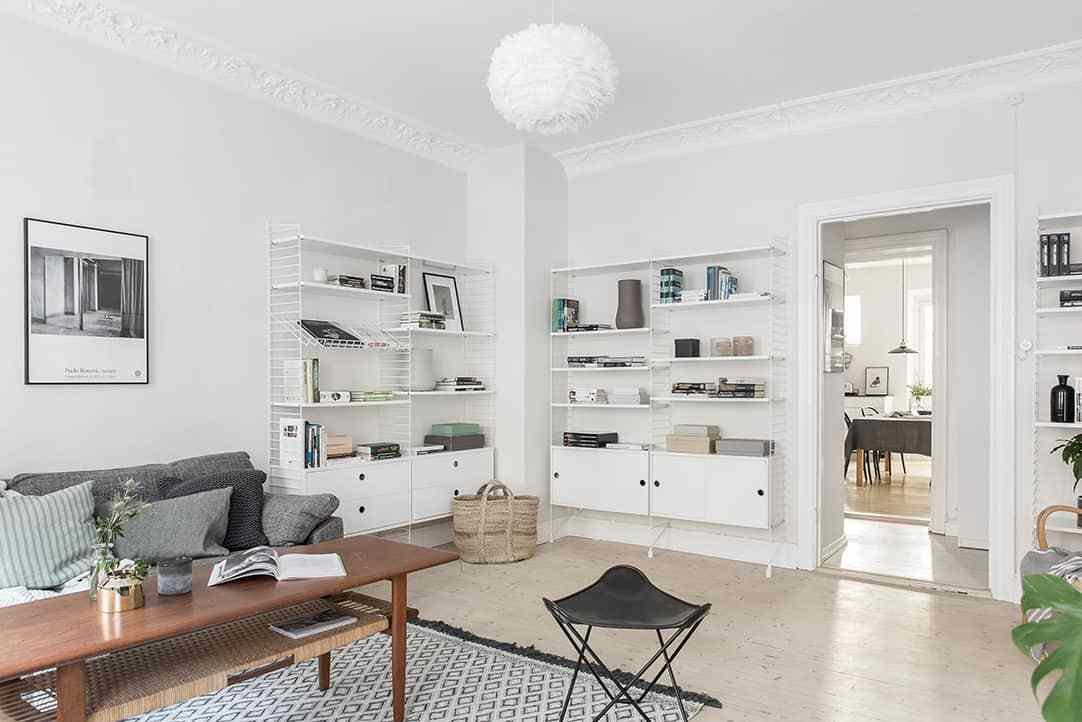 Best Small Yet Ultra Charming One Bedroom Apartment In Linnestaden With Pictures