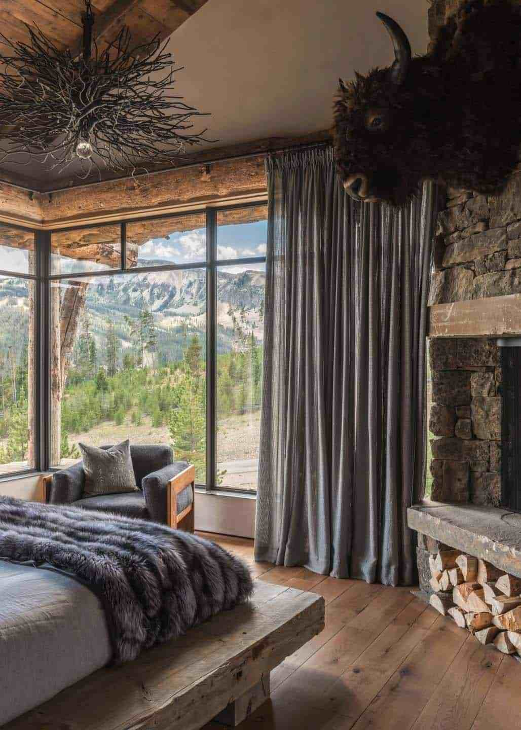 Best Rustic Chic Mountain Home In The Rocky Mountain Foothills With Pictures